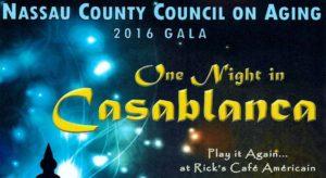 One Night in Casablanca 2016 Gala